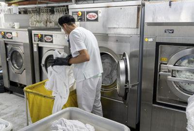 lavado industrial en cantidad
