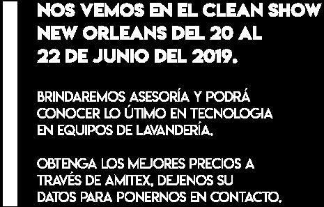 Clean Show Invite