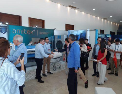 Amitex presente en la Edición No 25 del Congreso Nacional de Cotelco en Cartagena.