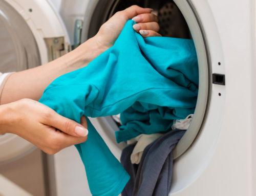 Errores comunes al lavar la ropa